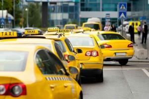 Все о такси Москвы - забастовка таксистов
